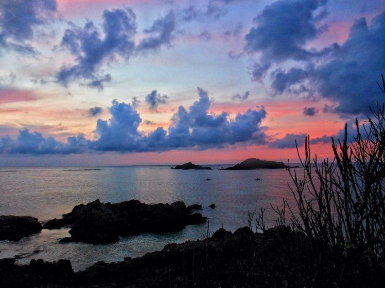 Pacific Sunrise at it's finest!