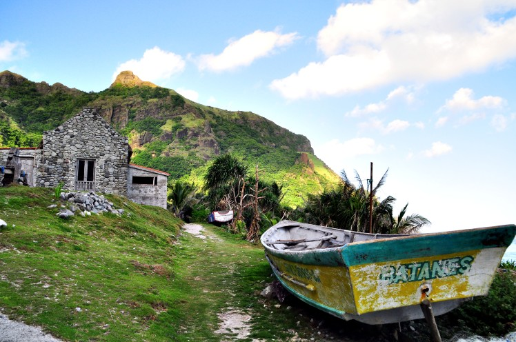 Chavayan Village in Sabtang is all about old stone houses and